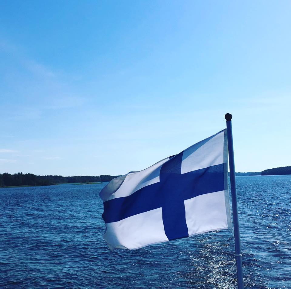 Severní cesty – Finsko